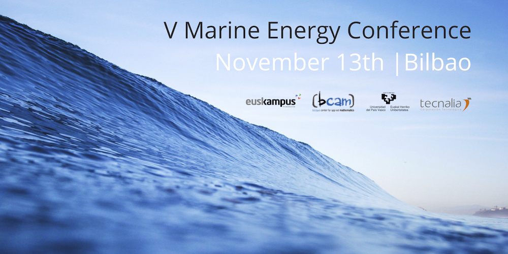 Marine Energy Conference in Bilbao